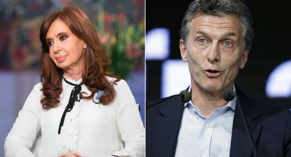 Macri le gana en un balotaje a Cristina con mayor diferencia que cuando venció a Scioli