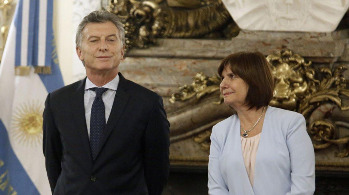 """Bullrich defendió el liderazgo de Macri y cuestionó a los que intentan un """"parricidio"""" - Informe Político"""