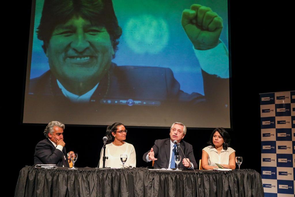 """Alberto afirmó que la gestión de Almagro es la más """"penosa"""" que ha tenido la OEA - Informe Político"""