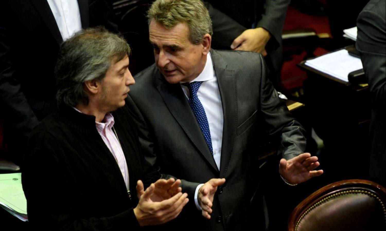 El peronismo oficializó a Máximo Kirchner como jefe del bloque en Diputados