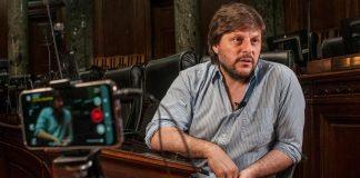 Santoro cruzó duro a Duhalde por sus dichos contra la continuidad del Gobierno de Alberto