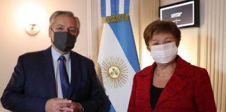 El Gobierno realizó un primer pago de USD 1885 millones al FMI por la deuda contraída por Macri