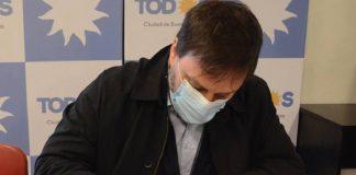 Ciudad: Santoro encabeza la lista del Frente de Todos, acompañado por Marziotta