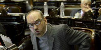"""Por sus """"comentarios misóginos"""", piden la expulsión de Fernando Iglesias de la Cámara de Diputados"""