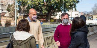 El cocinero Martiniano Molina, implicado en un millonario robo de caños de un gasoducto